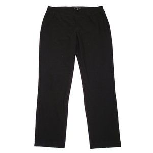 Eileen Fisher Washable Stretch Viscose Pants S